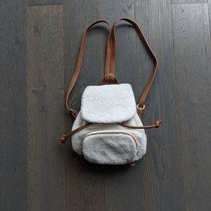 Mini Teddy Backpack